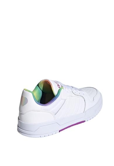 adidas Performance Pantofi din piele cu insertii din material textil Entrap Femei