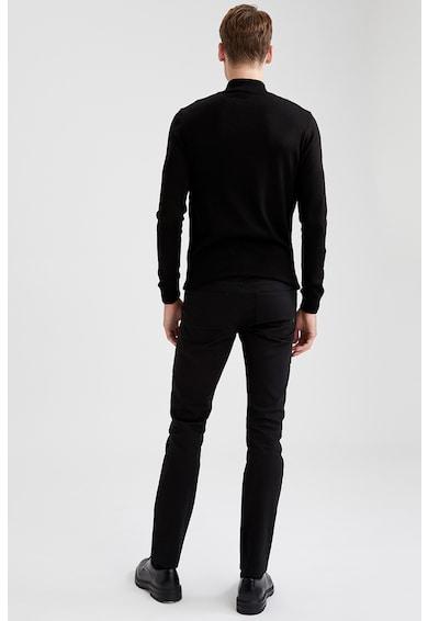 DeFacto Pantaloni slim fit Barbati