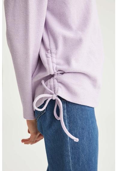 DeFacto Bluza sport cu snururi decorative Femei