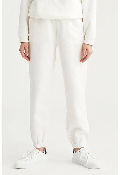 DeFacto Pantaloni sport relaxed fit cu mansete striate Femei