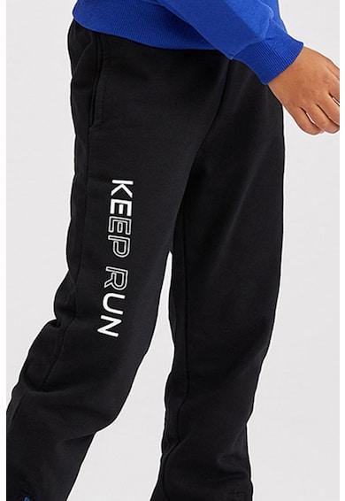 DeFacto Pantaloni sport relxed fit cu slituri cu fermoar Baieti