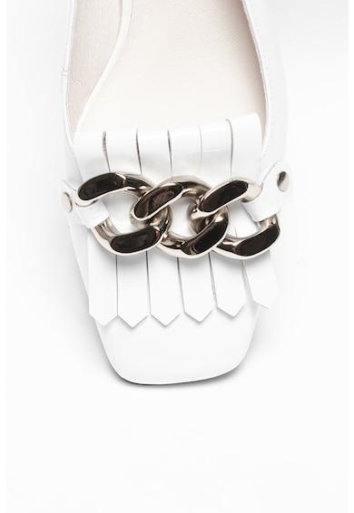Jeffrey Campbell Pantofi slingback de piele Goliah Femei