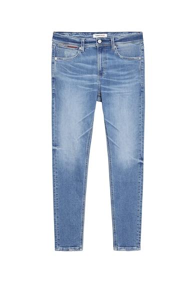Tommy Jeans Blugi slim fit cu aspect decolorat Barbati