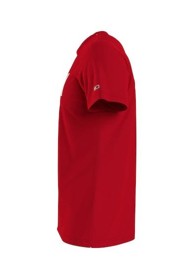 Tommy Jeans Tricou de bumbac organic cu imprimeu logo supradimensionat '' Barbati