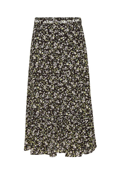 Tommy Jeans Fusta maxi cu imprimeu floral Femei