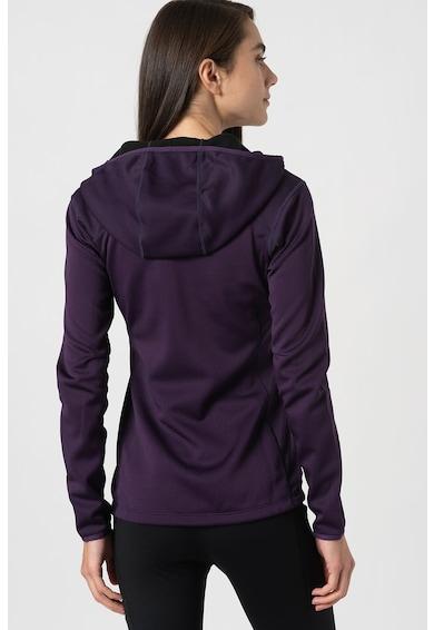 Asics Bluza cu fermoar pentru antrenament Styled Femei