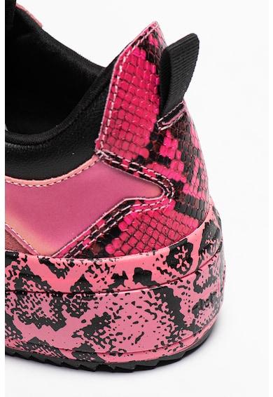 Replay Pantofi sport cu imprimeu piele de sarpe Sierra Femei