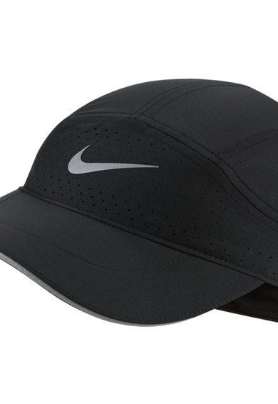 Nike Sapca unisex cu logo pentru alergare Aoro Tailwind Femei