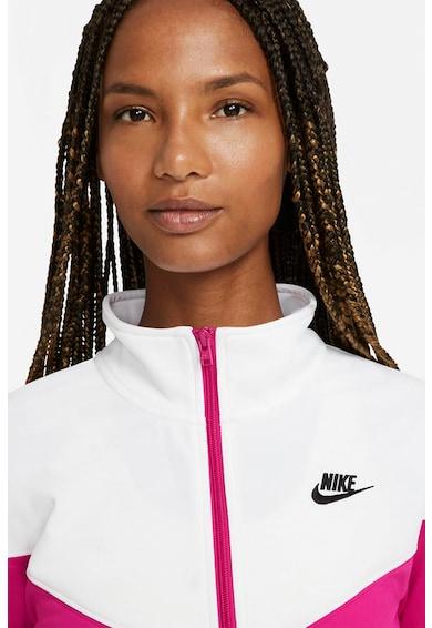 Nike Trening model colorblock si talie ajustabila Femei