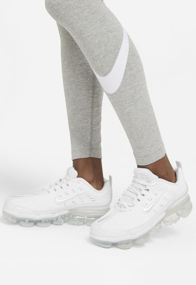 Nike Colanti cu talie medie, pentru fitness Essential Femei
