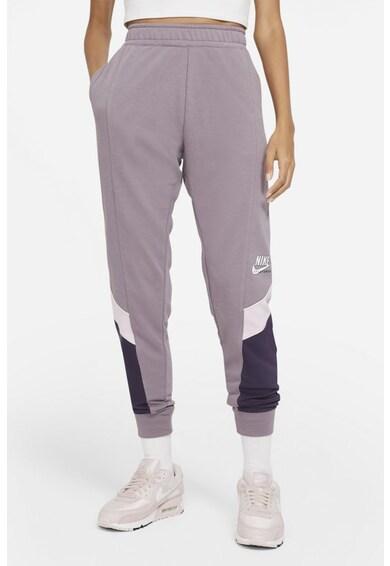 Nike Pantaloni sport regular fit Heritage Femei