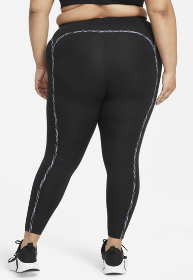 Nike Colanti 7/8 pentru antrenament One Luxe Femei