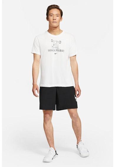 Nike Tricou pentru fitness DFC Humor Barbati