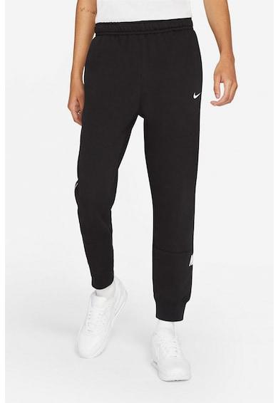 Nike Pantaloni sport cu talie elastica Barbati
