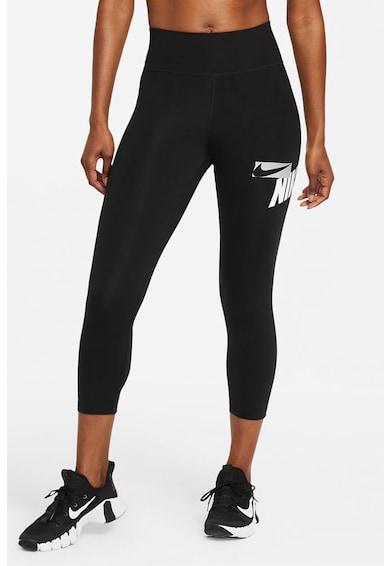 Nike Colanti 7/8 plus size cu talie inalta, pentru fitness Femei