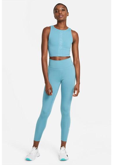Nike Colanti cu talie inalta si tehnologie Dri-FIT pentru fitness Femei
