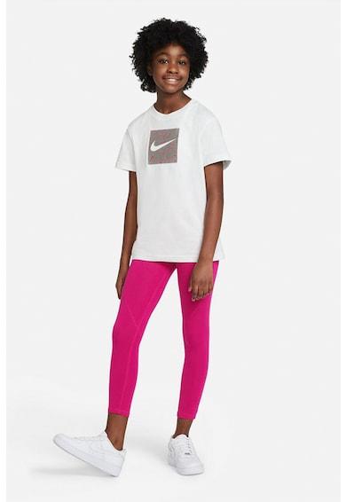 Nike Tricou cu logo Swoosh Fetti Fete