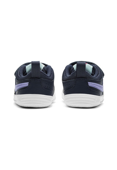 Nike Pantofi sport cu garnituri din piele Pico 5 Baieti