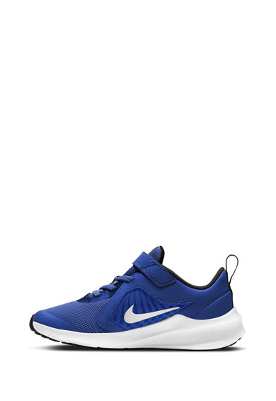 Nike Pantofi sport de piele ecologica cu insertii de plasa Downshifter Fete