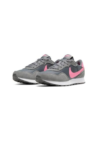 Nike Pantofi sport cu insertii de piele intoarsa Valiant Baieti