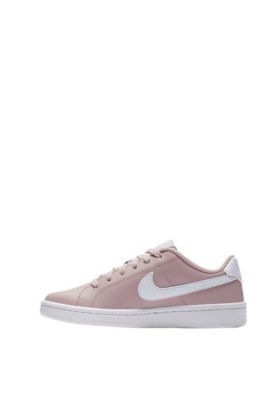 Nike Pantofi sport de piele cu logo Court Royale 2 Femei
