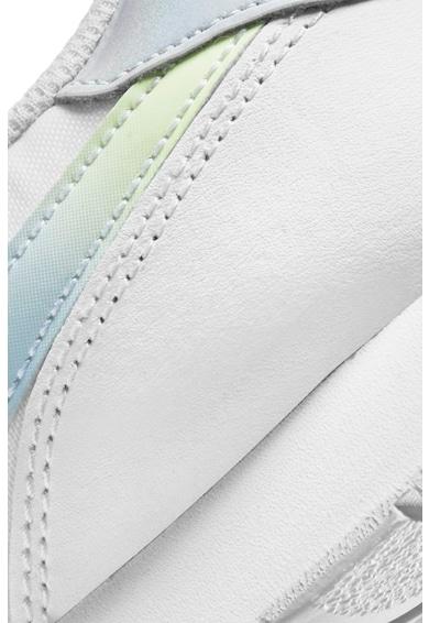 Nike Pantofi sport de piele cu garnituri in degrade Valiant Fete