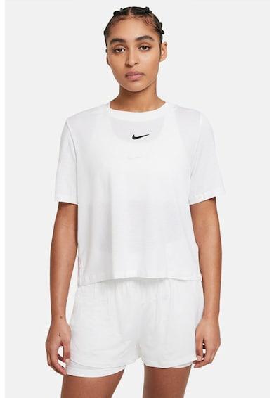 Nike Tricou lejer Tennis Court Advantage Femei