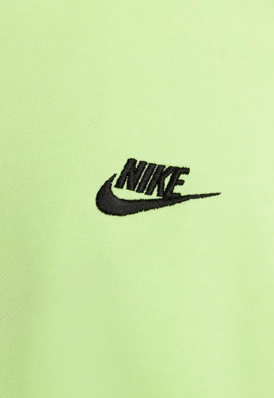 Nike Hanorac cu imprimeu logo pe partea din spate si fermoar Sportswear Barbati
