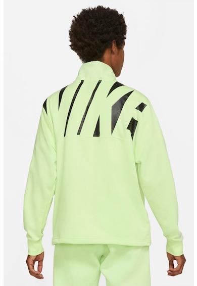 Nike Bluza cu fenta scurta cu fermoar Sportswear Barbati