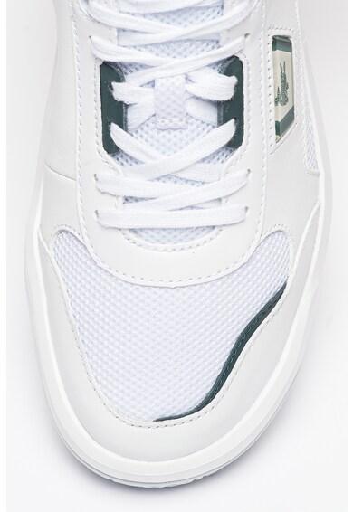 Lacoste Pantofi sport cu garnituri de piele intoarsa si piele Ace Lift Barbati