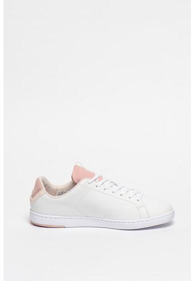 Lacoste Pantofi sport de piele ecologica Carnaby Femei