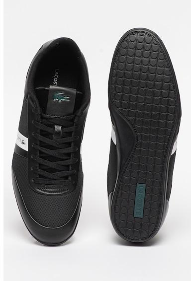 Lacoste Pantofi sport de plasa cu garnituri de piele Storda Barbati