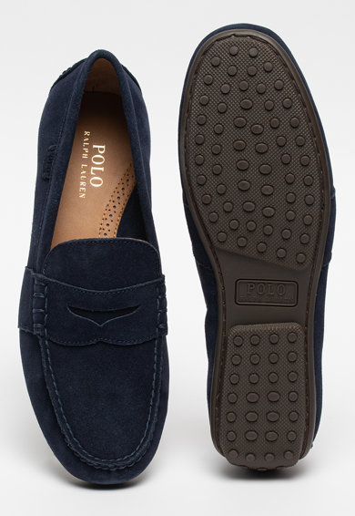 Polo Ralph Lauren Pantofi loafer de piele intoarsa Reynold Barbati