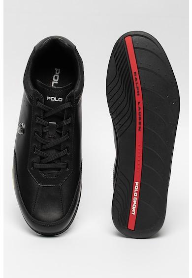 Polo Ralph Lauren Pantofi sport de piele cu logo Irvine Barbati