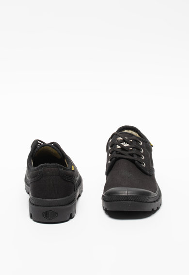 Palladium Pantofi sport unisex din material textil Pampa Femei