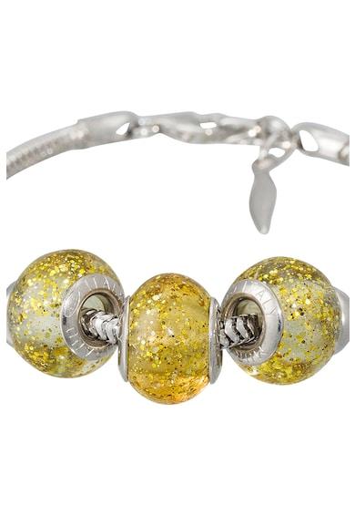 Valentina Beads Bratara din argint 925 cu margele din sticla Murano Femei