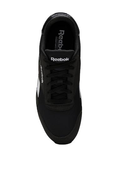 Reebok Pantofi sport cu insertii de material textil Royal Jogger Barbati
