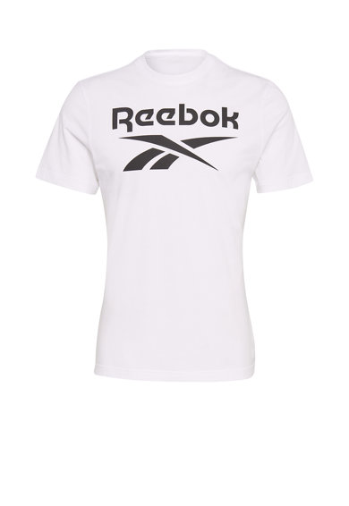 Reebok Tricou slim fit de bumbac Stacked Barbati