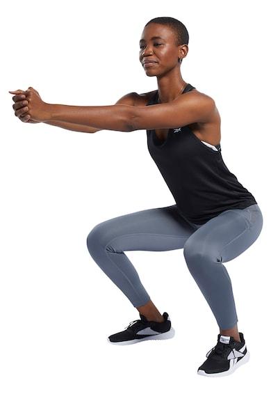Reebok Top slim fit pentru fitness Perform Femei