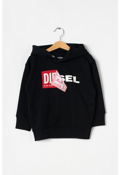 Diesel Hanorac lejer cu logo Salby Over Fete