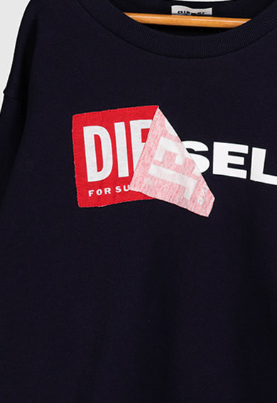 Diesel Bluza sport cu logo Sally Baieti