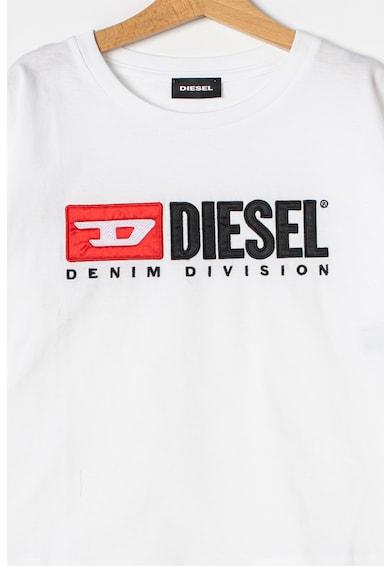 Diesel Tricou cu imprimeu logo Fete