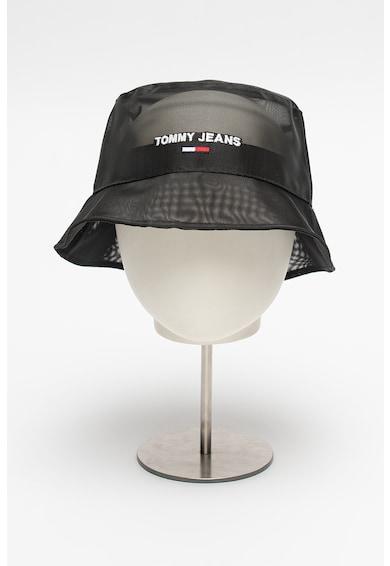 Tommy Jeans Plarie bucket de plasa cu broderie logo Femei
