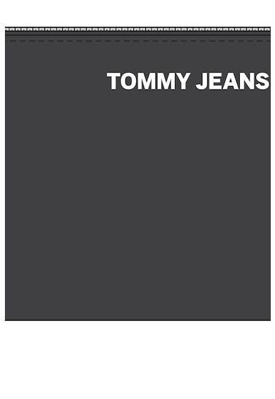 Tommy Jeans Portofel de piele ecologica cu aplicatie logo Femei