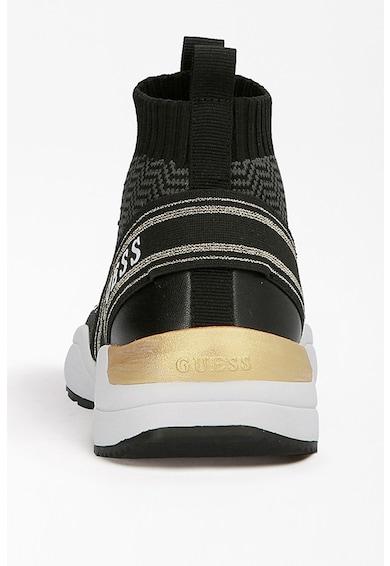 Guess Pantofi sport slip-on cu aplicatii de strasuri Femei