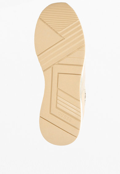 Guess Pantofi sport de piele ecologica cu logo Moxea Femei