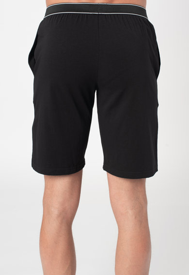 Emporio Armani Underwear Pijama cu pantaloni scurti si tricou Barbati
