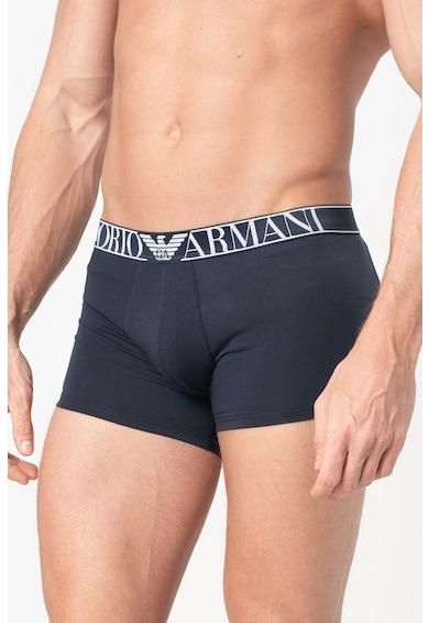 Emporio Armani Underwear Set de boxeri cu logo - 2 perechi Barbati