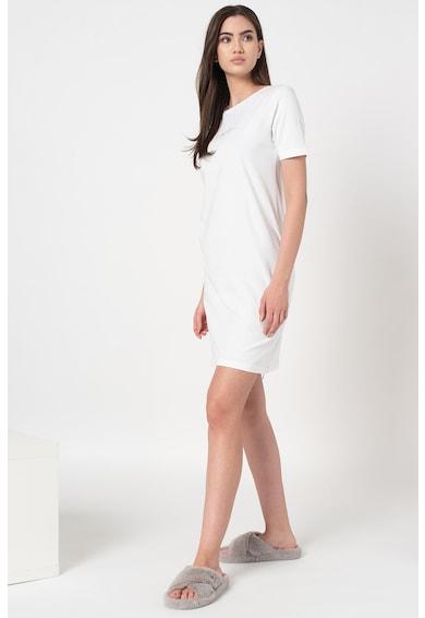 Emporio Armani Underwear Camasa de noapte cu logo Femei