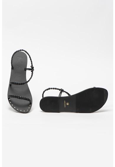 Manebi Sandale de piele Canyon Femei